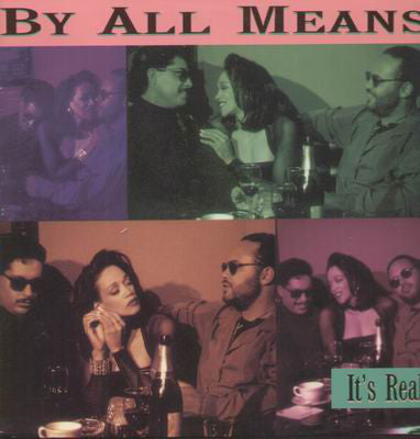 By All Means ‎– It's Real [VG+/VG+]