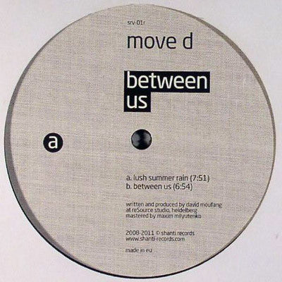 Move D - Between Us