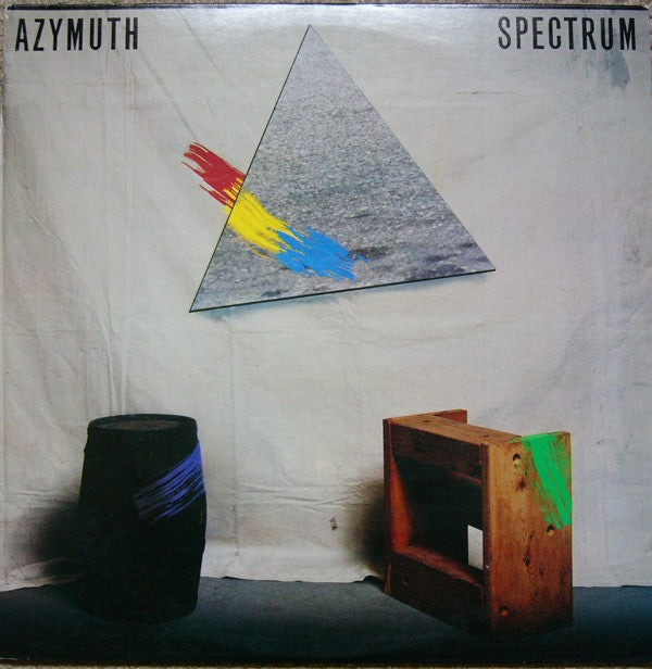 Azymuth ‎– Spectrum [VG+/VG+]