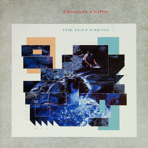 Thomas Dolby ‎– The Flat Earth [VG+/VG]