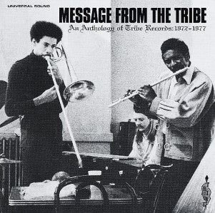 Various ‎– Message From The Tribe (An Anthology Of Tribe Records: 1972-1976) [VG+/VG+]