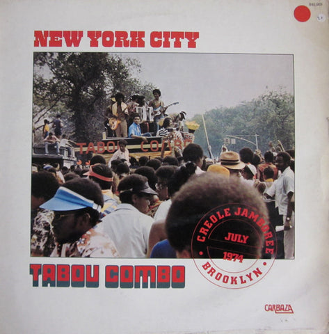 Tabou Combo De Petion Ville - New York City (8ème Sacrement) [VG+/VG+]