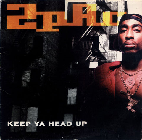 2Pac ‎– Keep Ya Head Up [VG+/VG+]