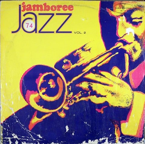 Mac Coy Tyner Quintet / Stan Getz Quartet ‎– Jazz Jamboree 74 Vol. 2 [VG+/VG+]
