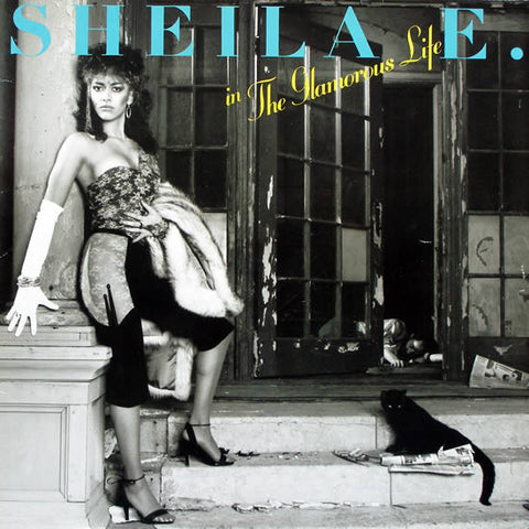 Sheila E. ‎– In The Glamorous Life [VG+/VG+]