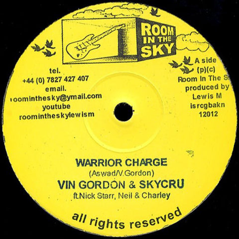 Various ‎– Warrior Charge / Saxsation / Groovin Horn [VG+]