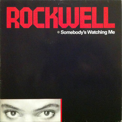 Rockwell ‎– Somebody's Watching Me [VG+/VG+]