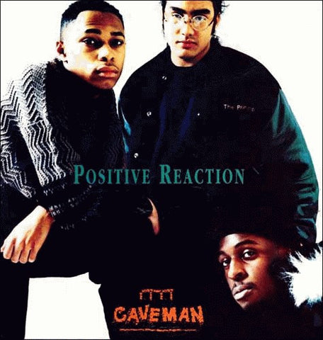 Caveman ‎– Positive Reaction [VG/VG]