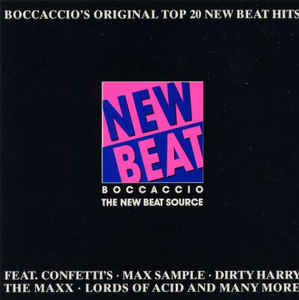 Various ‎– Boccaccio - The New Beat Source [VG+/VG+/VG+]