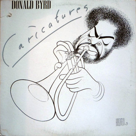 Donald Byrd ‎– Caricatures [VG+/VG]