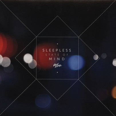 Daniel Drumz ‎– Sleepless State Of Mind [VG+/VG+]