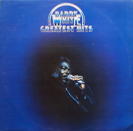 Barry White ‎– Greatest Hits [VG+/VG+]