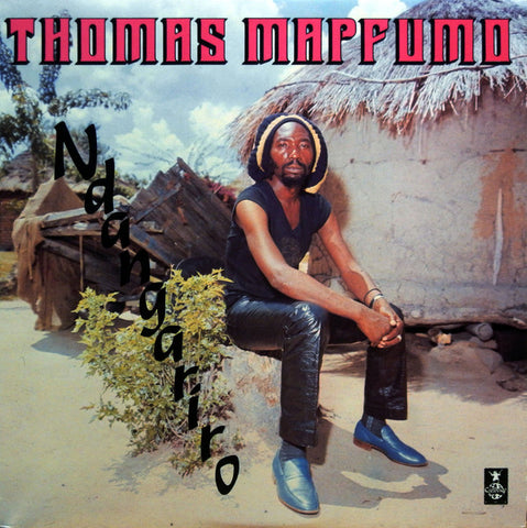 Thomas Mapfumo And The Blacks Unlimited ‎– Ndangariro [VG+/VG+]