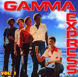 Gamma Express ‎– Vol 1 [VG+/VG+]