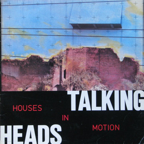 Talking Heads ‎– Houses In Motion [VG+/VG]