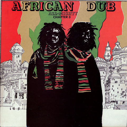 Joe Gibbs & The Professionals ‎– African Dub Almighty - Chapter Three [VG+/VG+]