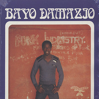 Bayo Damazio ‎– Listen To The Music [VG+/VG+]