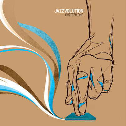 Various ‎– Jazzvolution Chapter One [VG+/VG+]