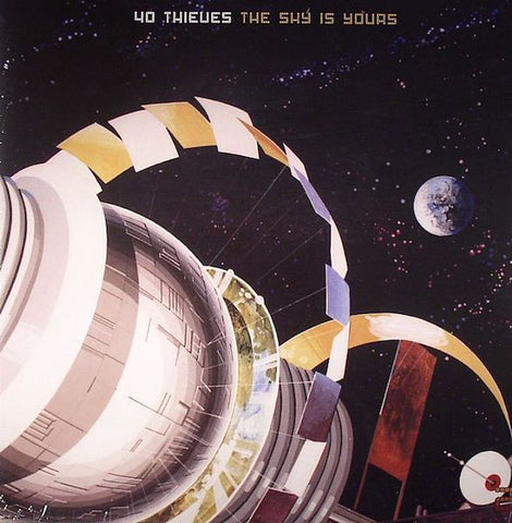 40 Thieves ‎– The Sky Is Yours 2 [VG+/VG+/VG+]