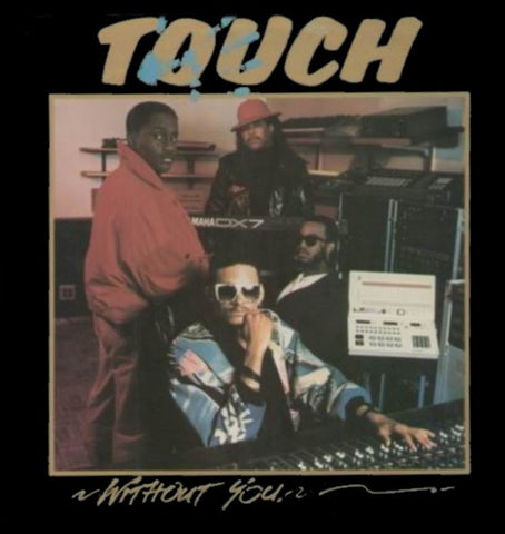 Touch ‎– Without You [VG+/VG+]