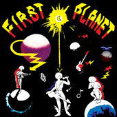 First Planet ‎– Top Of The World [VG+/VG]
