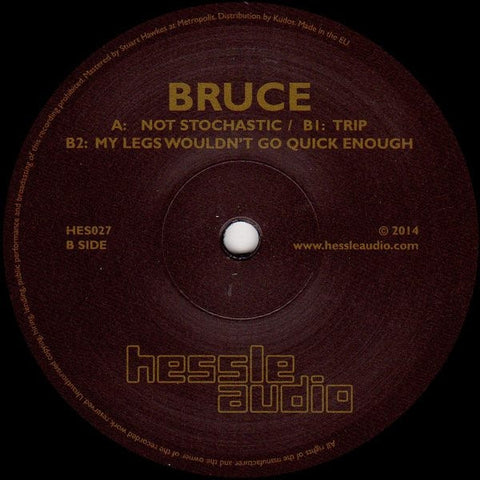 Bruce - Not Stochastic