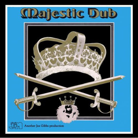 Joe Gibbs And The Professionals ‎– Majestic Dub [VG+/VG+]