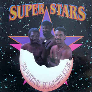 Super Stars ‎– Music Machine [VG+/VG+]