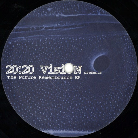 20:20 Vision ‎– The Future Remembrance EP [VG+]