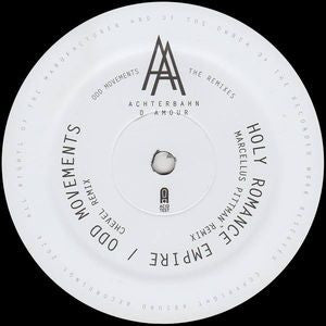 Achterbahn D'Amour - Odd Movement - The Remixes