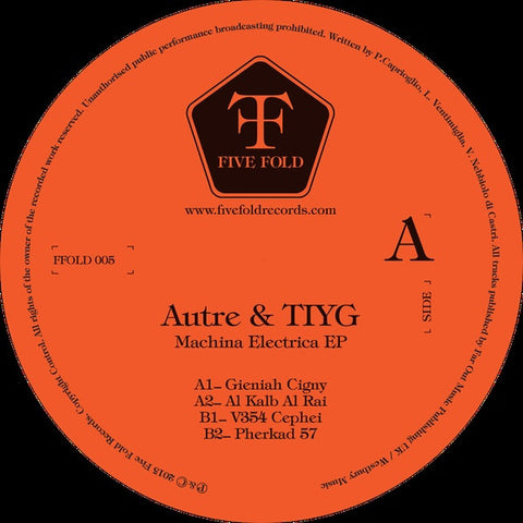 Autre & TIYG - Machina Electrica