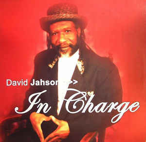David Jahson ‎– In Charge [MINT]