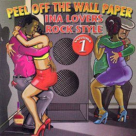 Various ‎– Peel Off The Wall Paper Ina Lovers Rock Style Volume 1 [VG+/VG+]