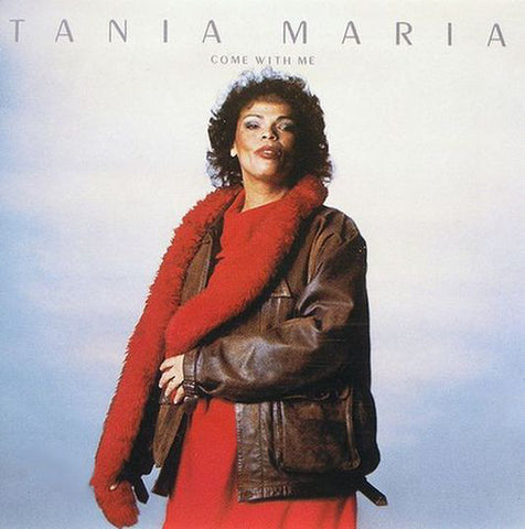 Tania Maria ‎– Come With Me [VG/VG]