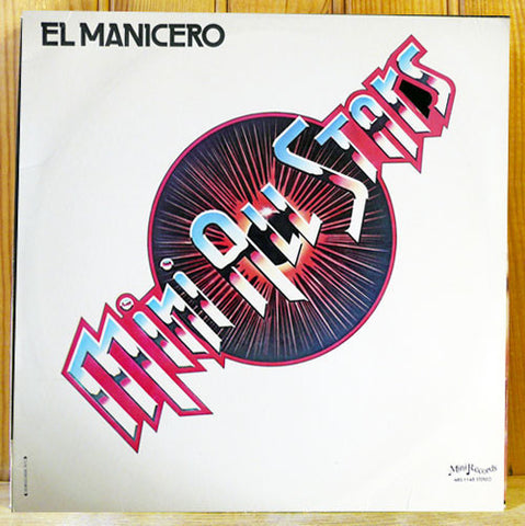 Mini All Stars ‎– El Manicero [VG+/VG+]