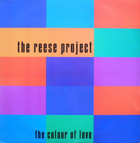The Reese Project - Colour of Love [VG+/VG+]