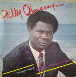 Patty Obassey (The Sower) ‎– The Complete Works Of Nne Galu Nwamamaiwota [VG/G]