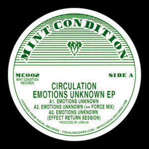 Circulation ‎– Emotions Unknown