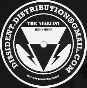 The Niallist ‎– Remember
