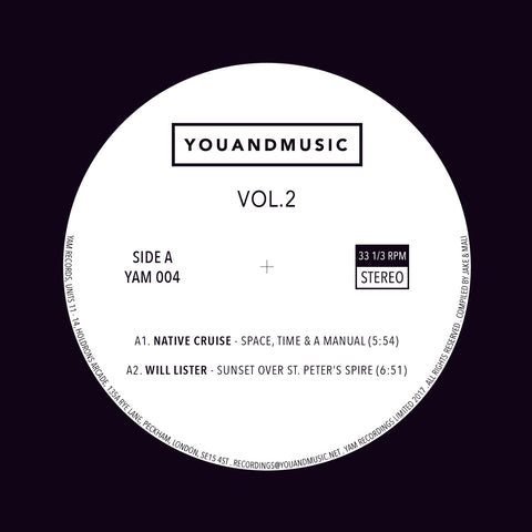 Various - YOUANDMUSIC Vol. 2