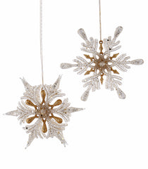 "Katherine's Collection Celestial Fantasy Christmas Collection Six Assorted 8"" Dimensional Star Ornaments Free Ship"