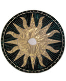 "Katherine's Collection Celestial Fantasy Christmas Collection  56"" Tree Skirt Free Ship"