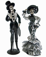 "Katherine's Collection Frida Love Halloween Collection 22"" Diego And Rosario Couple Set Free Ship"