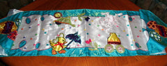 "Katherine's Collection 14 x 72"" Embellished Retro Brite Easter Table Runner Free Ship One In Stock-IN STOCK"