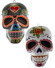 "Katherine's Collection Frida Love Set Two Assorted 20""  Frida Love Display Masks Free Ship"