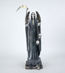 "Katherine's Collection Forest Cemetery Halloween Collection 25"" Grim Reaper Table Top Figurine Free Ship"
