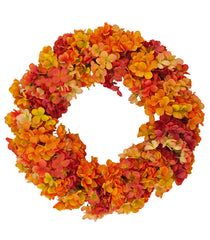 "Katherine's Collection Tricky Treats Halloween Collection 24"" Hydrangea Wreath Free Ship"