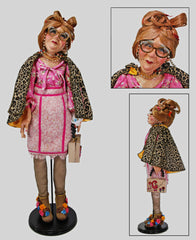 "Katherine's Collection Fifi On Fifth  30"" Mae Doll New In Box Free Ship-IN STOCK"