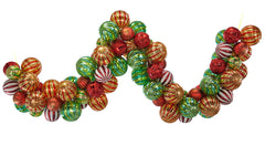Katherine's Collection Noel Christmas Collection 6Ft Noel Cluster Garland Free Ship