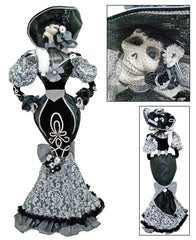 "Katherine's Collection Frida Love Halloween Collection  67"" Rosario Calakita Skeleton Display Doll Free Ship"